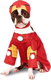 Rubie's Marvel Classic Iron Man Pet Costume