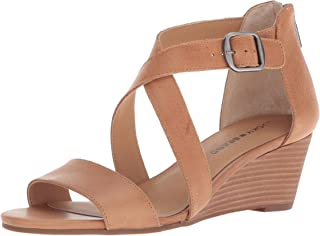 Best lucky brand shoes wedge sandals Reviews
