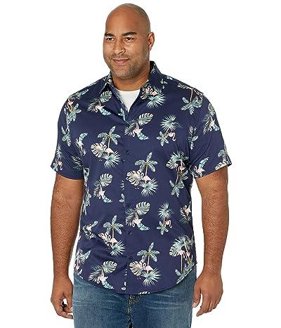 Johnny Bigg Big Tall Jenson Stretch Print Shirt
