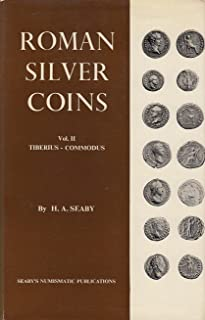 Roman Silver Coins Vol. II, Tiberius to Commodus