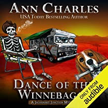 Dance of the Winnebagos: A Jackrabbit Junction Mystery, Book 1