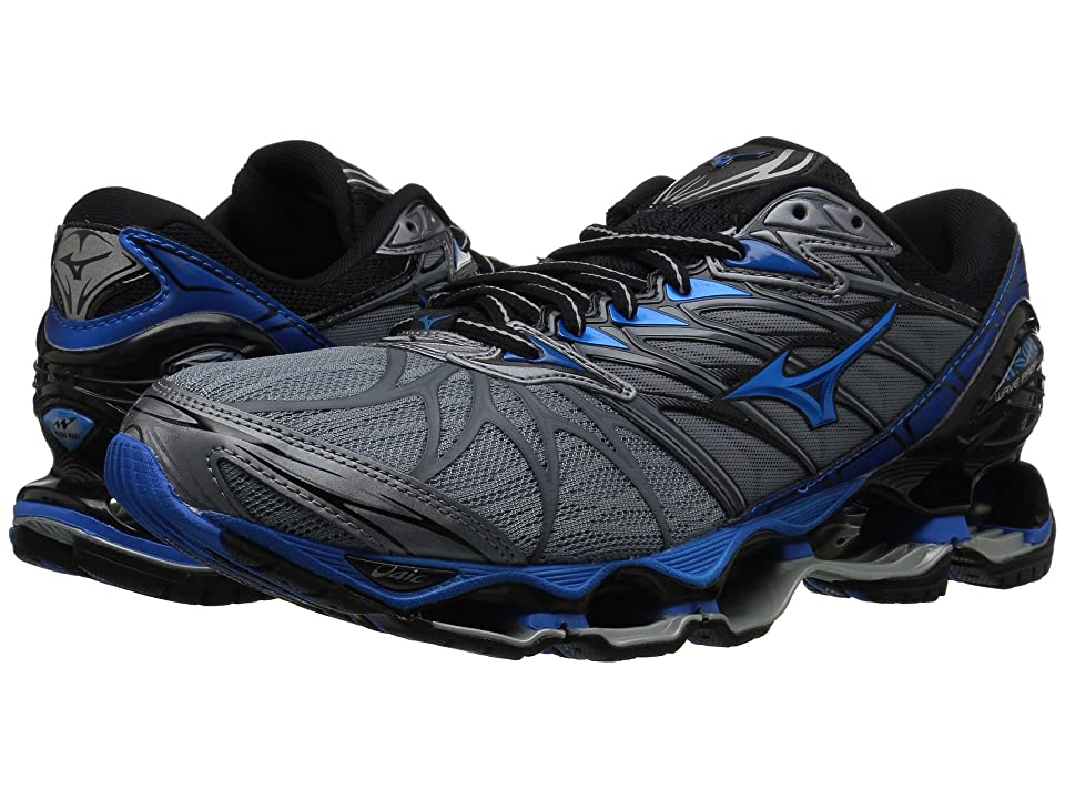 Mizuno Wave Prophecy 7 (Tradewinds/Black) Boys Shoes