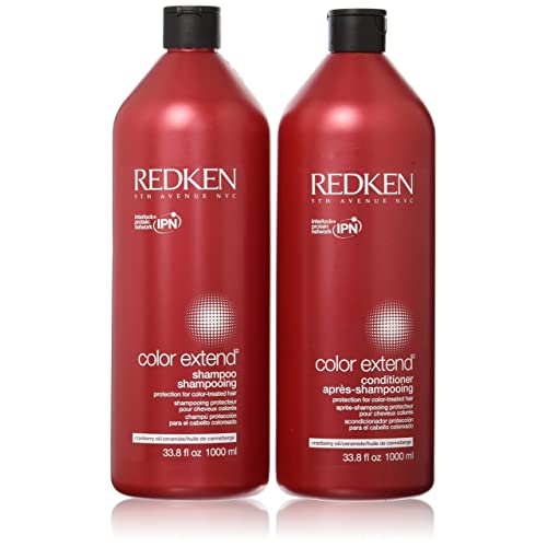 Shampoo and Conditioner for Color Treated Hair: Amazon.com