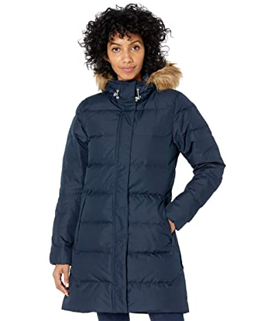 Helly Hansen Aden Down Parka (Navy) Women