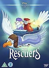 The Rescuers [Reino Unido] [DVD]