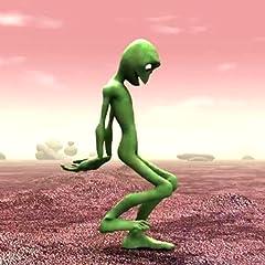 Fun Alien Dance Green Dance Green Alien Music Green Alien and Dance Green Alien Dance Imitating Alien Dance
