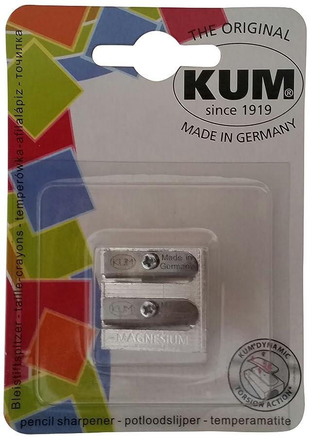 Kum 411 A7 1-Per Blister Card Sharpener