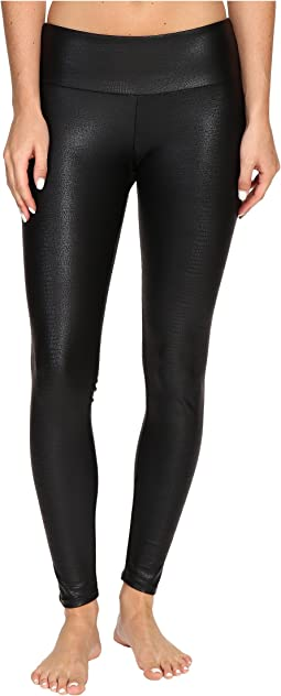 Onzie - Black Snake Long Leggings