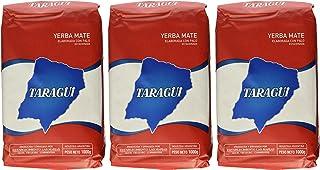 Yerba Mate Taragui - 3 bags of 2.2 Lbs each