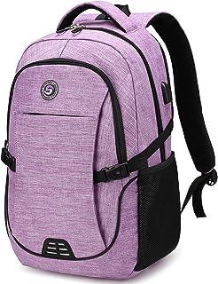 SHRRADOO Anti Theft Laptop Backpack Travel Backpacks Bookbag with usb Charging Port for Women & Men School College Student...