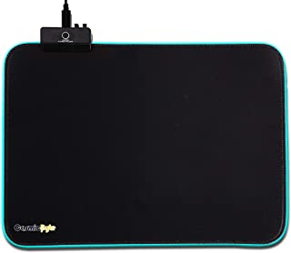 Cosmic Byte Volcano 7, Color RGB Gaming Mousepad with Effects