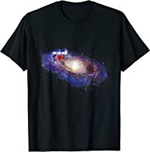 You Are Here T-Shirt Universe Galaxy Space Shirt