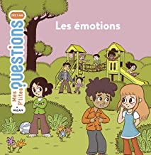 Les émotions (Mes p'tites questions) (French Edition)