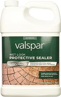 Valspar 24-82390 Gl 1 Gal Clear Wet Look High Gloss Sealer
