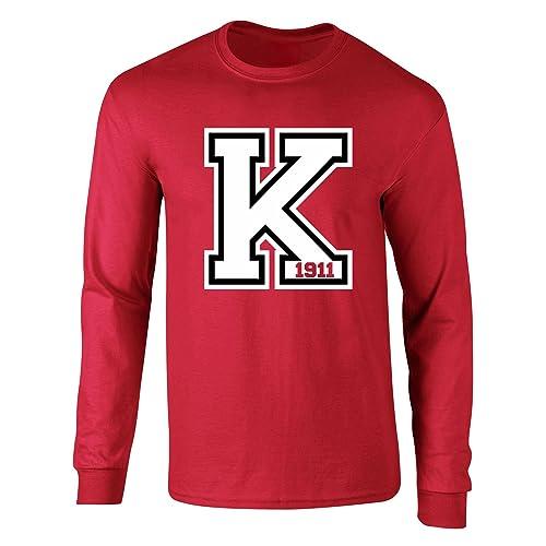 c7570fcf Kappa Alpha Psi K 1911 Long Sleeve T Shirt Sizes up to 5XL