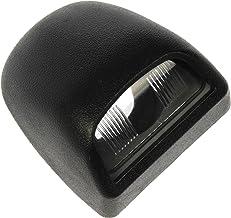 Dorman 68168 License Plate Light Lens for Select Cadillac / Chevrolet / GMC Models