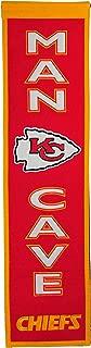 Winning Streak NFL Kansas City Chiefs Man Cave Banner