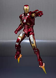 sh figuarts iron man hall of armor