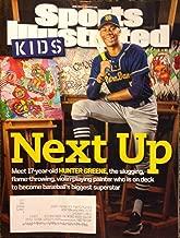 Sports Illustrated Kids, June 2017 (Hunter Greene), Volume 29, Number 5