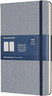 モレスキン ノート 限定版 ブレンドコレクション ハード ラージ ブルー LCBD02QP060B
