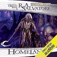 Homeland: Legend of Drizzt: Dark Elf Trilogy, Book 1
