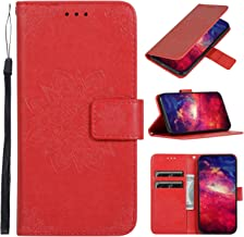 Leather Wallet Case for iPhone 11 Pro Max 6 5 Wallet Folding Flip Case with Kickstand Card Slots Magnetic Closure Protective Coverfor Apple iPhone 11 Pro Max – TTCDD010042 Red Estimated Price : £ 7,19