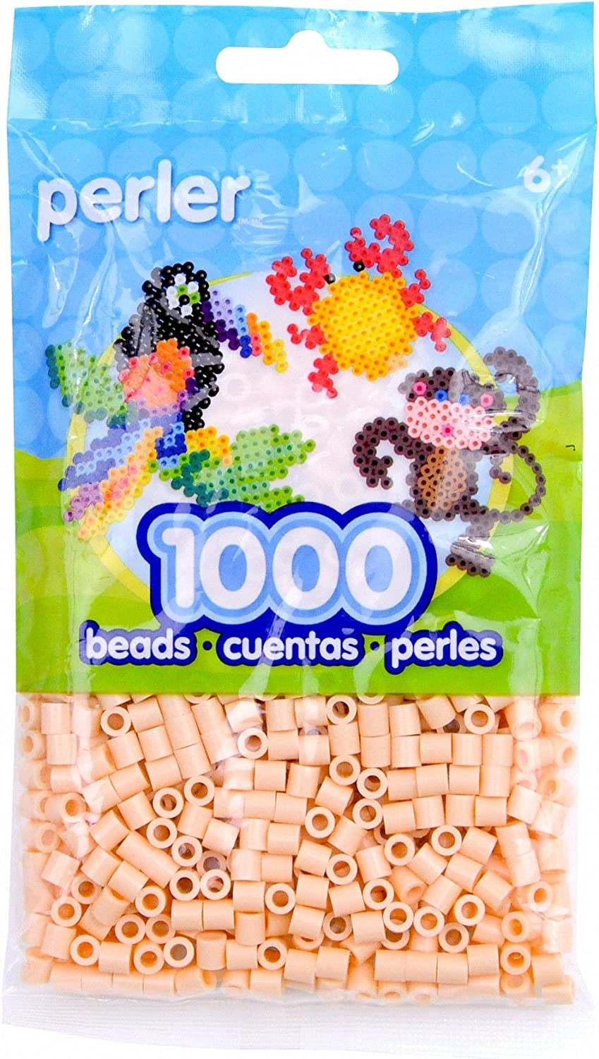 Perler Beads New arrival Fuse for Crafts pcs 1000 Inventory cleanup selling sale Sand