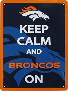 keep calm denver broncos