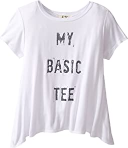 Basic Tee (Big Kids)