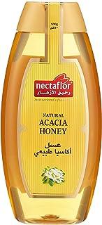 Nectaflor Natural Acacia Bee Honey, Squeezer - 500 gm