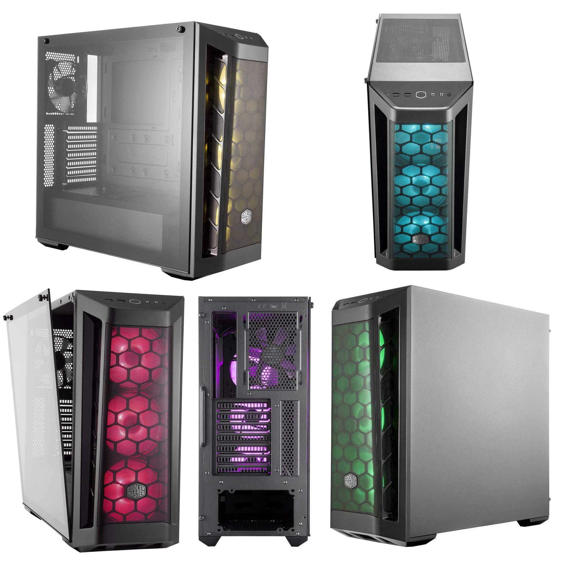 Sedatech PC Gaming Watercooling Intel i7-10700KF 8X 3.80Ghz ...