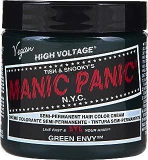 Manic Panic Green Envy Hair Dye