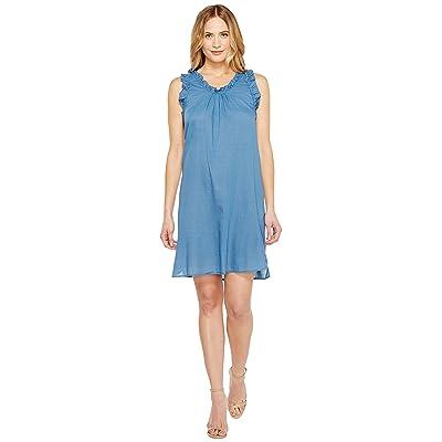 AG Adriano Goldschmied Dixie Dress (New Blue) Women