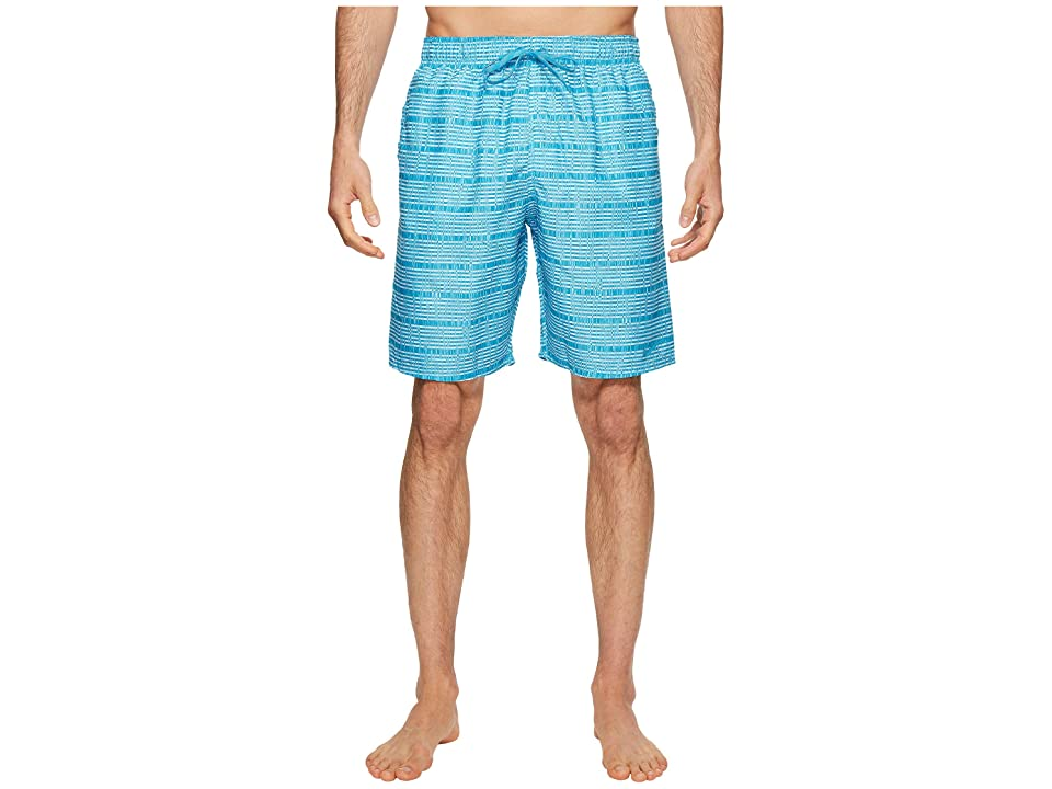 Nike Breaker 9 Volley Shorts (Light Blue Fury) Men