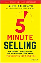 5-Minute Selling: The Proven, Simple System That Can Double Your Sales … Even When You Don't Have Time Book PDF