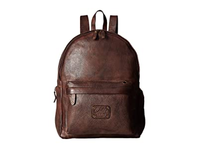 Scully Solvang Backpack (Brown) Backpack Bags