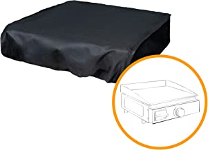 iCOVER Griddle Cover- Heavy Duty Water Proof 600D Polyester Canvas Table Top Griddle Cover Designed for Blackstone.