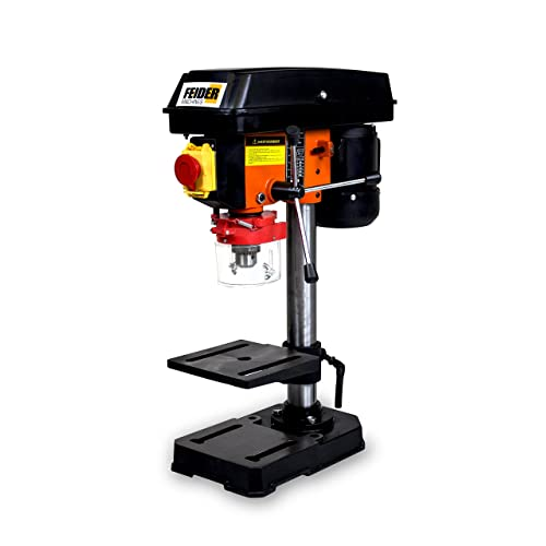 Feider F13350FCD PERCEUSE COLONNE 350W 13M, Orange