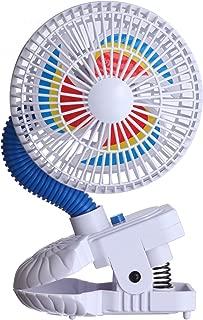 3-Fach Verstellbarer Babyventilator Handventilator F/ür Kinderwagen//Fahrrad//Reise//B/üro Wiederaufladbarer Tragbarer USB-Tischventilator Mit Flexiblem Stativ LayOPO Mini-Kinderwagen-Handventilator