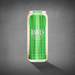 BAWLS Ginger Ale 16oz - 12pack