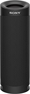 Sony SRSXB23 Extra Bass Portable Bluetooth Speaker, Waterproof, Dustproof and Shockproof, Up to 12 hours battery life, Black