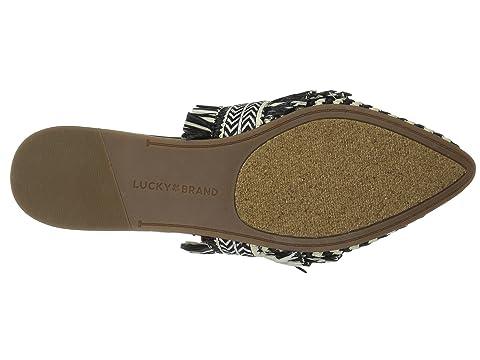 Lucky Brand Baoss Black/Natural Plwvtp