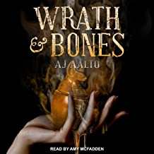 Wrath & Bones: Marnie Baranuik Files Series, Book 4