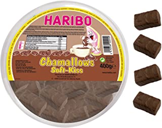 Haribo - Chamallows Soft-Kiss - Espumas dulces - 400 g