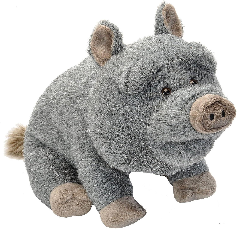 Wild Republic Potbelly Pig Plush, 12