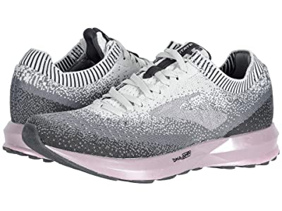 Brooks Levitate 2 (Grey/Grey/Rose) Women