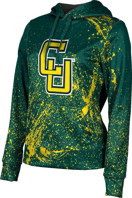 ProSphere Clarkson University Girls' Pullover Hoodie, School Spirit Sweatshirt (Splatter)