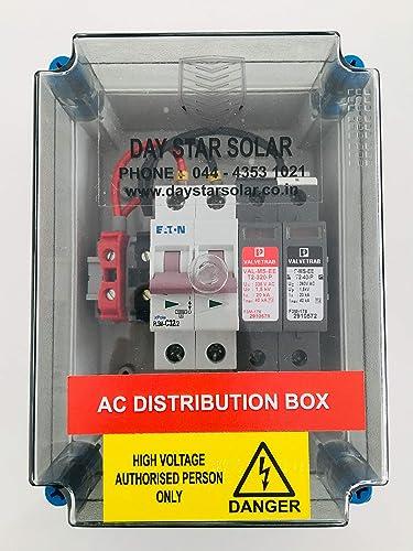 Daystar Solar - AC Distribution Box - Single Phase - 5kW