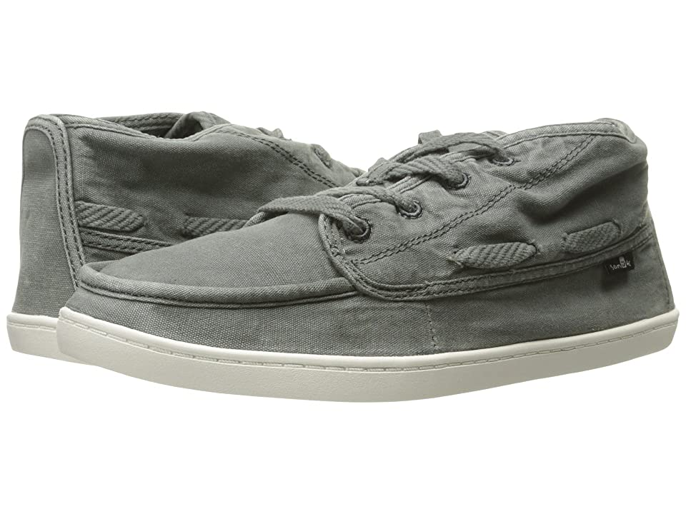 Sanuk Vee K Shawn (Washed Charcoal) Women