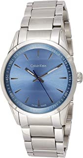 Calvin Klein Casual Watch For Men Analog Stainless Steel